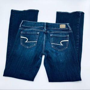 American Eagle Artist Stretch Jeans, Size 4, EUC
